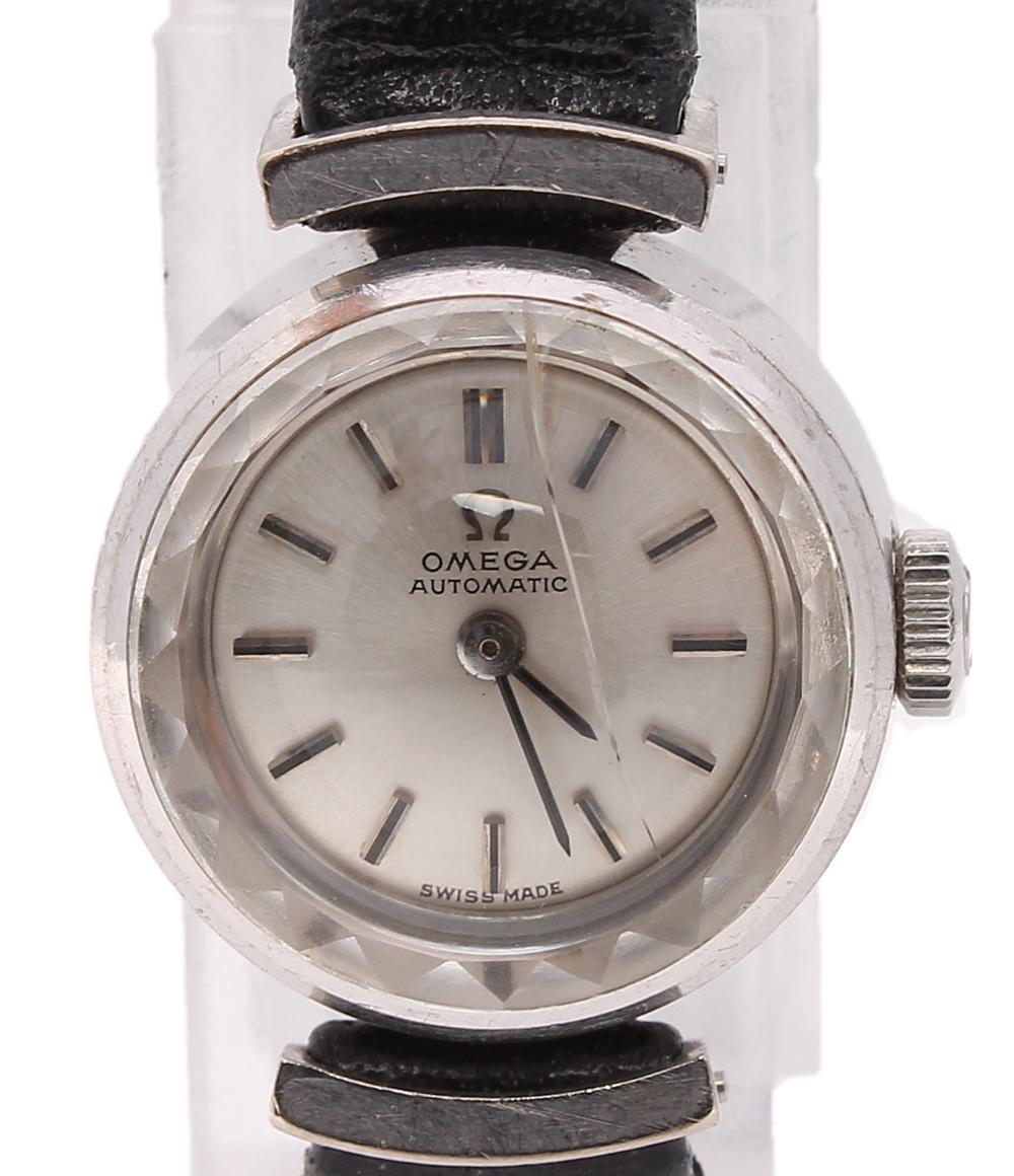 オメガ 腕時計 自動巻き OMEGA レディース 【中古】