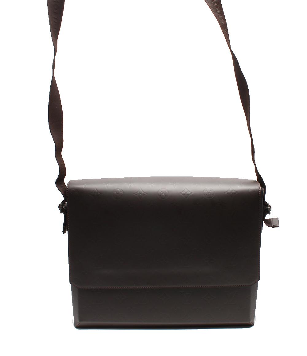 ルイヴィトン ショルダーバッグ モノグラムグラセ M46570 Louis Vuitton メンズ 【中古】
