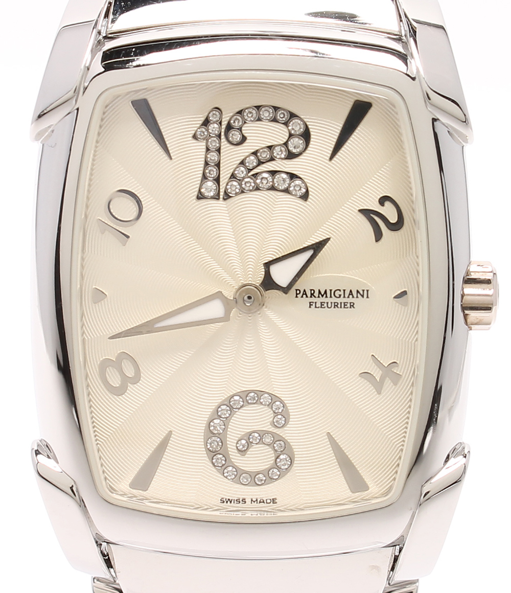 パルミジャーニフルーリエ 腕時計 クオーツ PARMIGIANI FLEURIER ユニセックス 【中古】