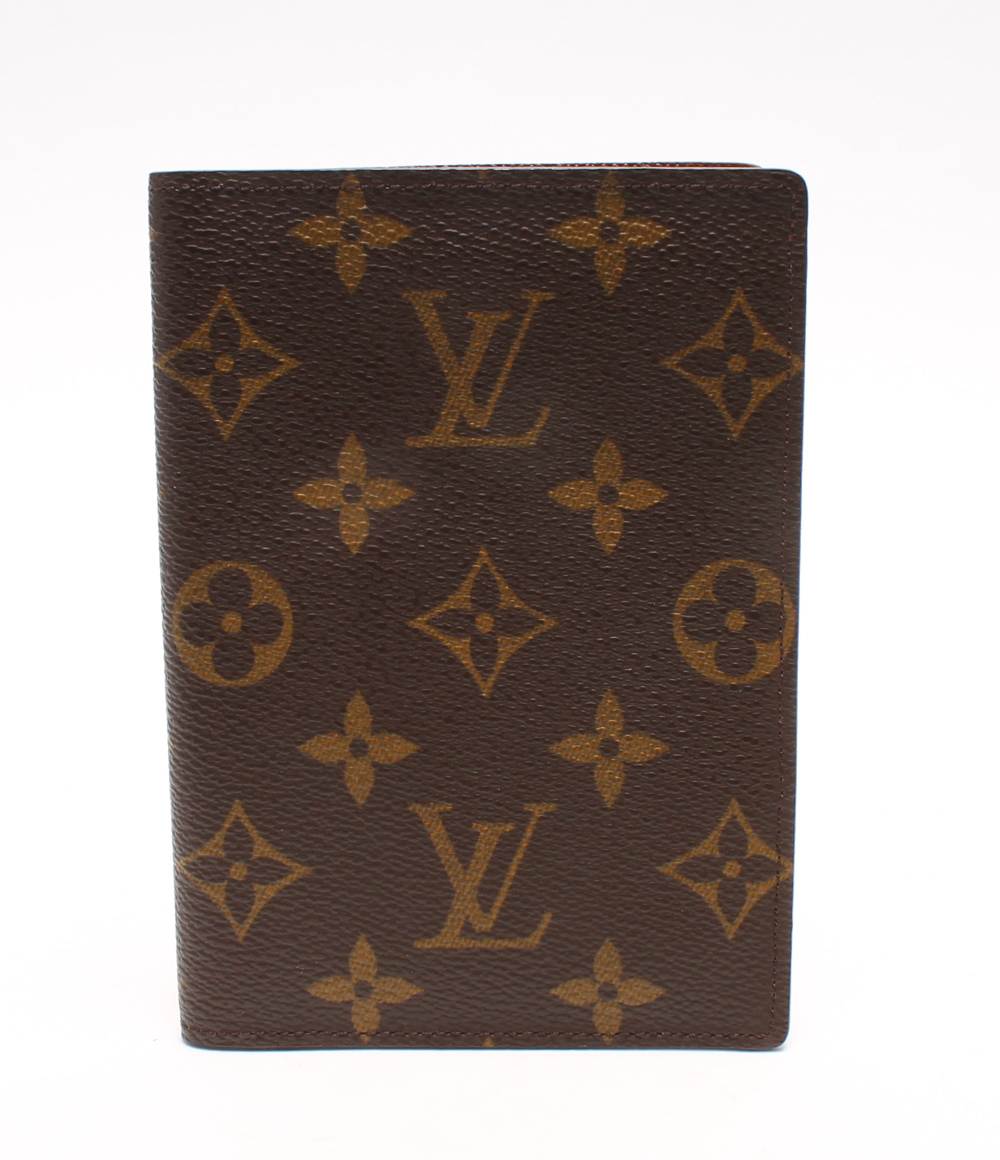 ルイヴィトン パスケース M60178 クーヴェルテュール MI0929 Louis Vuitton ユニセックス 【中古】
