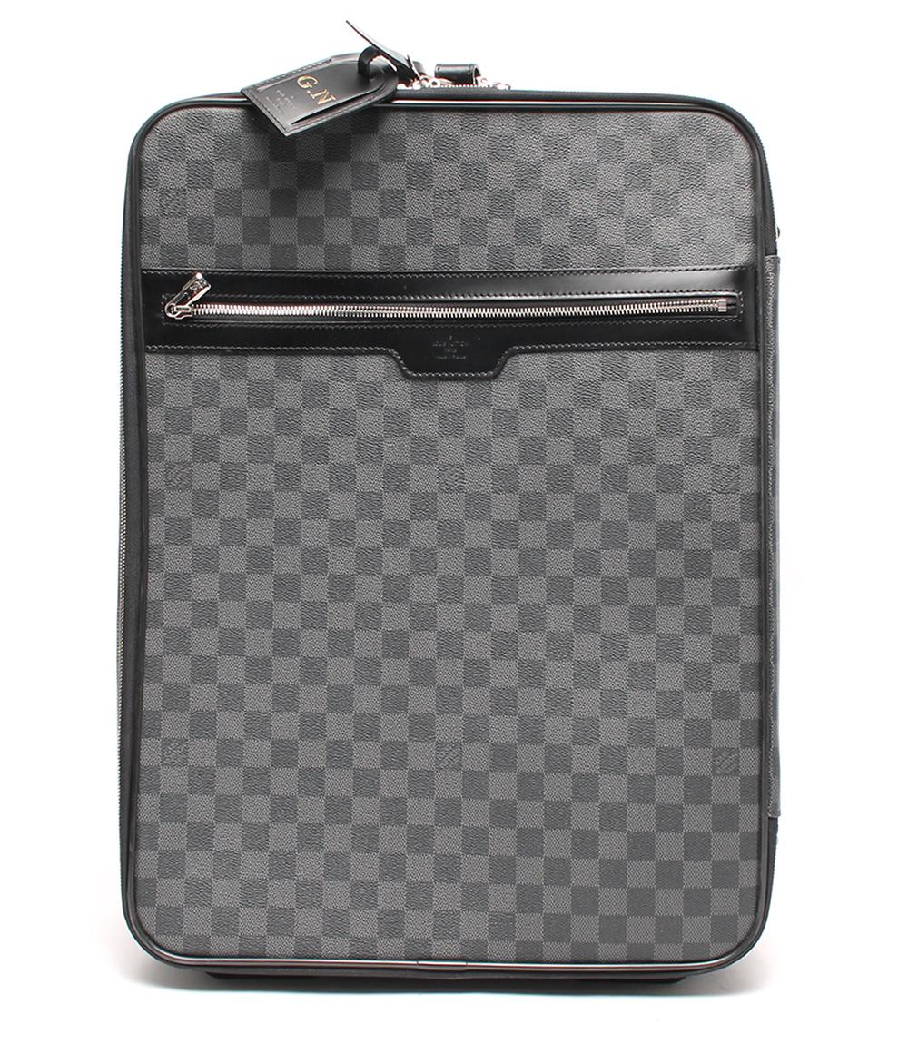 【中古】ルイヴィトン キャリーケース ベガス55 ダミエグラフィット N23299 Louis Vuitton ユニセックス