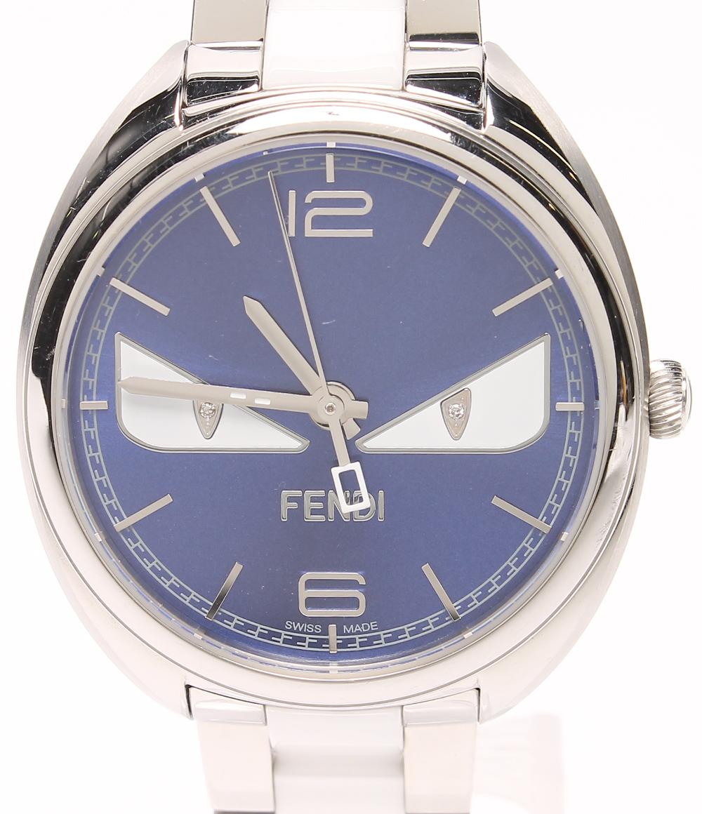 フェンディ 腕時計 バグズモンスター 002-21000M-510 クオーツ FENDI レディース 【中古】