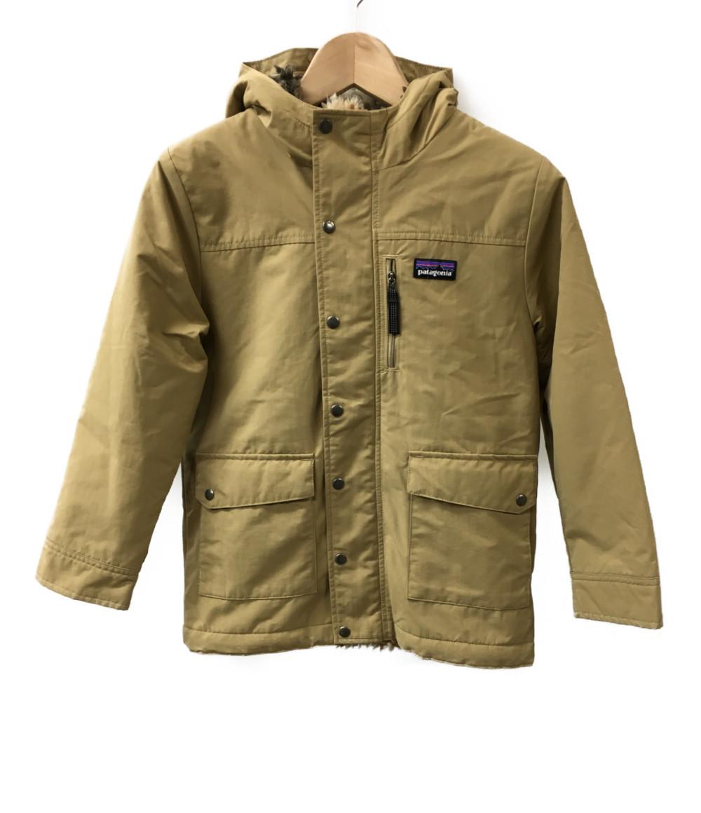 【中古】美品 パタゴニア SIZE S(8) (130サイズ) 13AW ボーイズ インファーノ ジャケット 68460 Patagonia キッズ