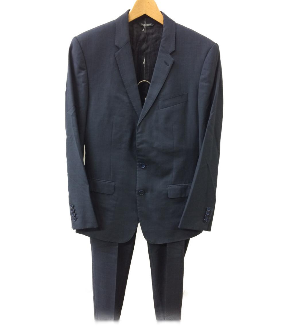 美品 ドルチェアンドガッバーナ SIZE 48 (L) スーツ GK13MT FQ2IB DOLCE&GABBANA メンズ 【中古】