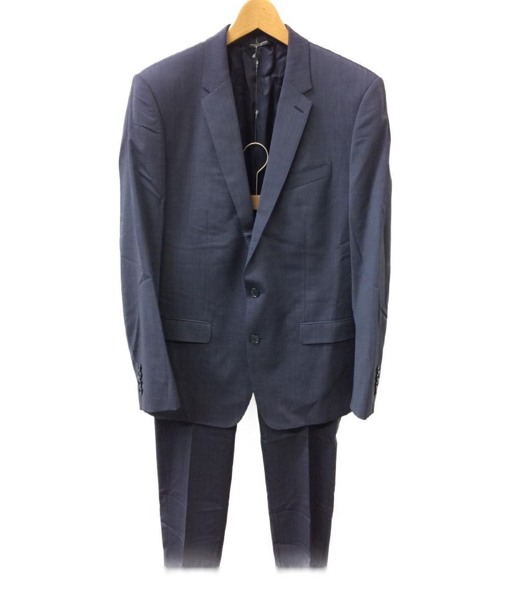 スーツ (L) 48 DOLCE&GABBANA 【中古】 美品 FUBBG メンズ SIZE ドルチェアンドガッバーナ G16ZMT