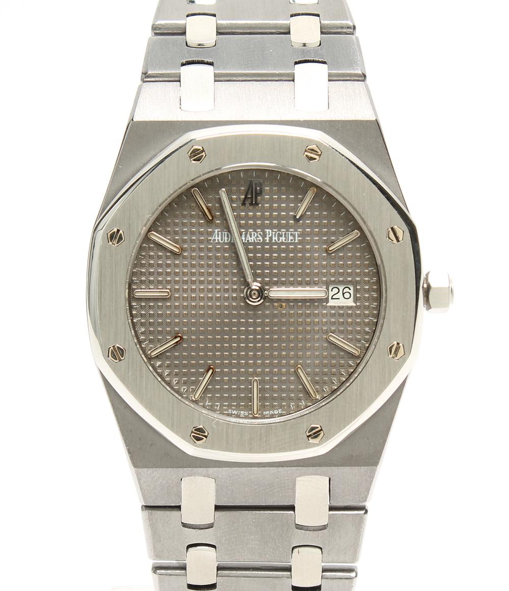 【中古】オーデマピゲ ロイヤルオーク腕時計 CHAMPIONSHIP クォーツ 56175TT//0789TT メンズ AUDEMARS PIGUET