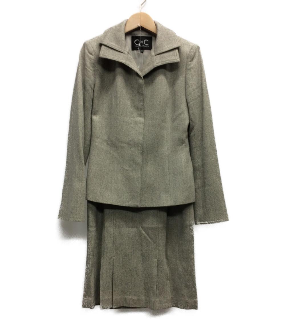 5%OFFsale【0710】 【中古】クードシャンス スーツスカート レディース SIZE 36 (S) Coup de Chance