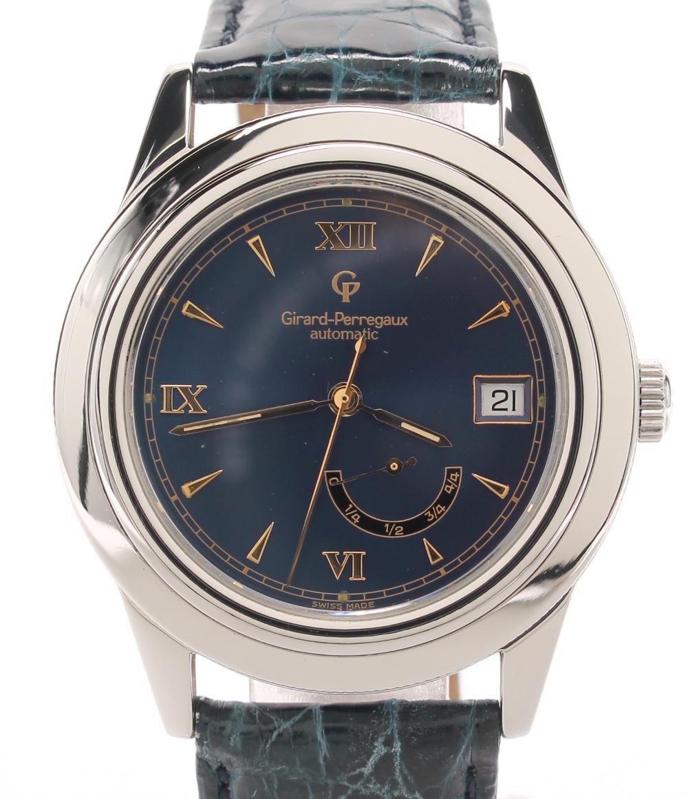 【中古】ジラールペルゴ 腕時計 GP90 手巻き 1020 メンズ Girard Perregaux