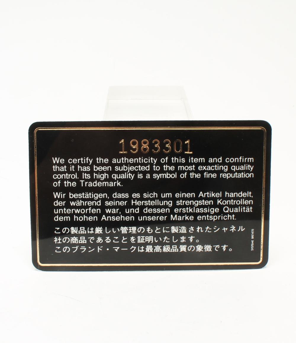 美品 シャネル レザーショルダーバッグ CHANEL その他 レディース CHANELgyfYb76