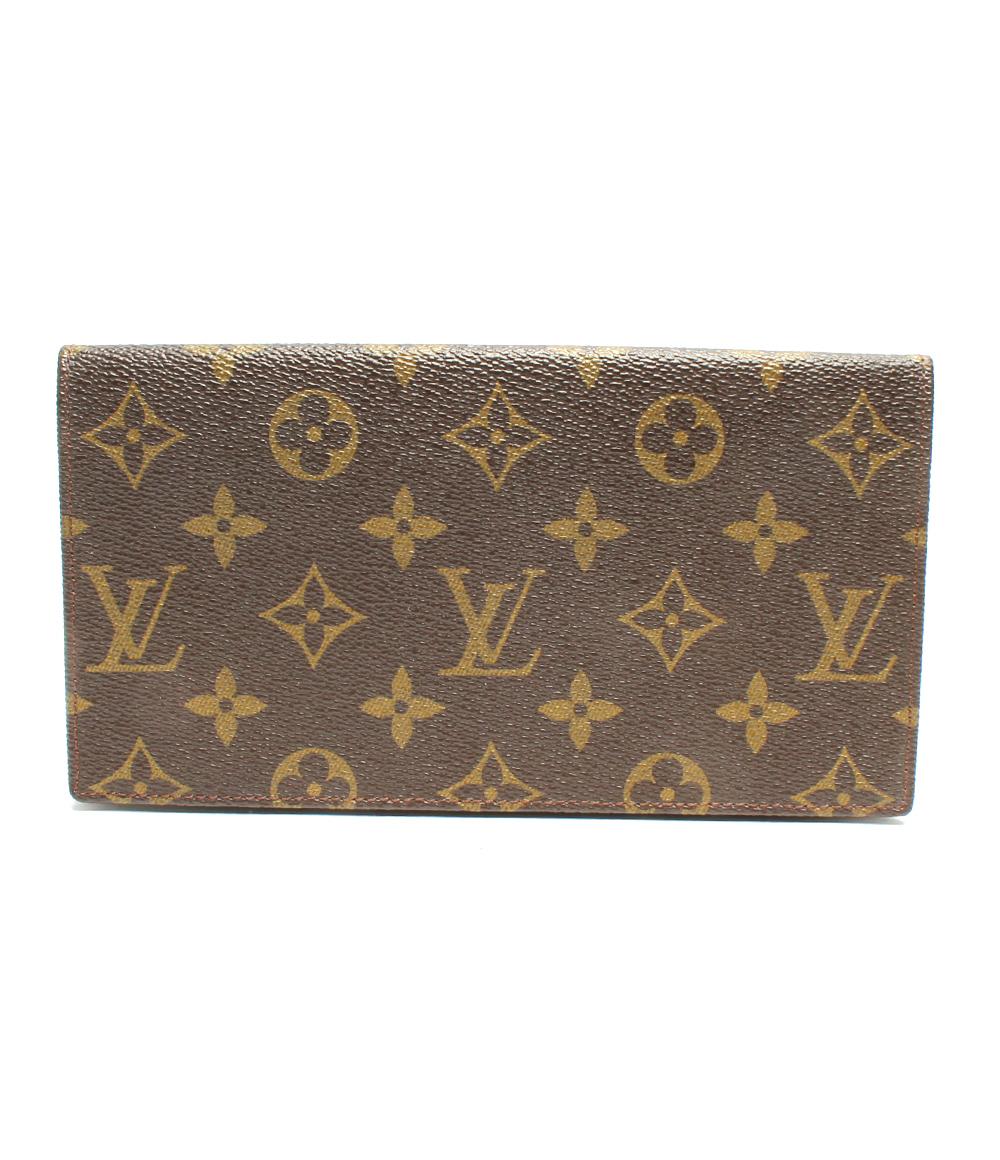 【中古】ルイヴィトン 小切手ケース ユニセックス Louis Vuitton