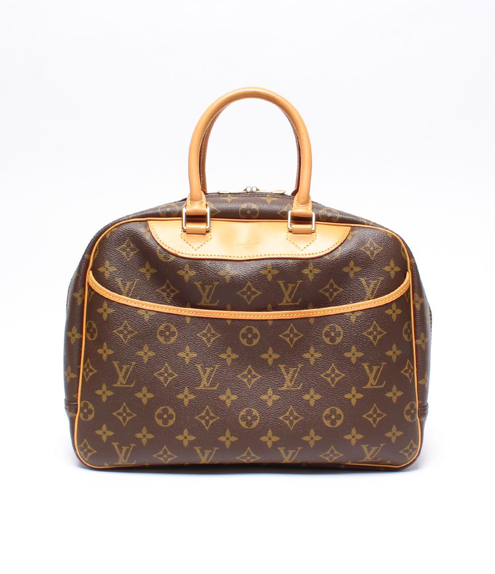【中古】美品 ルイヴィトン ドーヴィル モノグラム M92194 ユニセックス Louis Vuitton