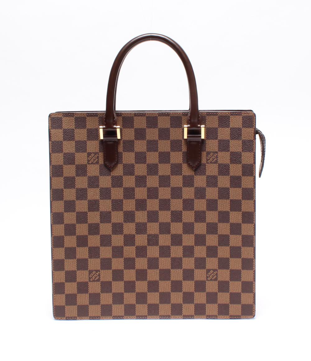 【中古】美品 ルイヴィトン ハンドバッグ ヴェニスPM ダミエ エベヌ N51145 レディース Louis Vuitton