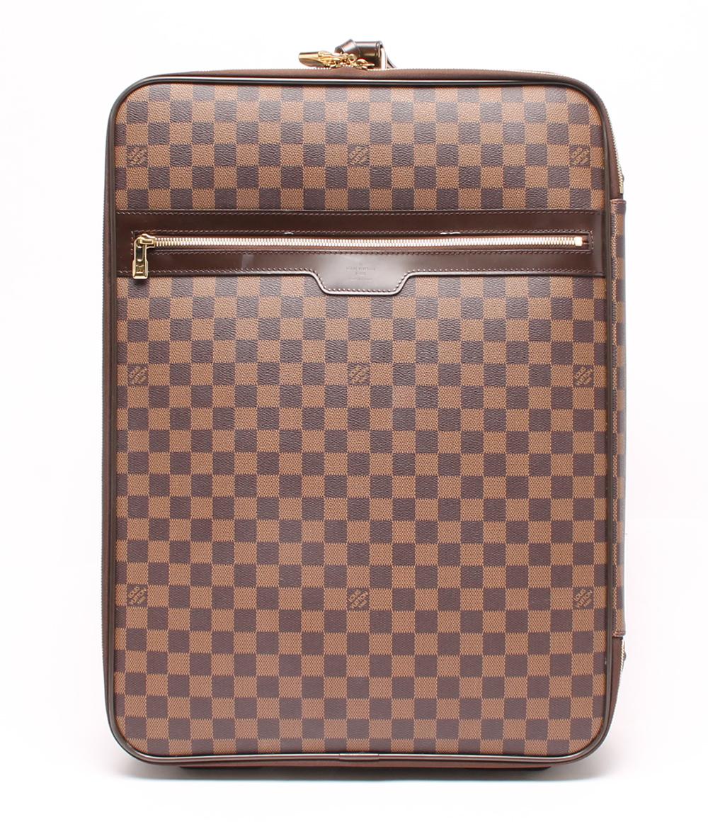 【中古】ルイヴィトン キャリーバッグ ペガス55 ダミエ N23294 Louis Vuitton ユニセックス