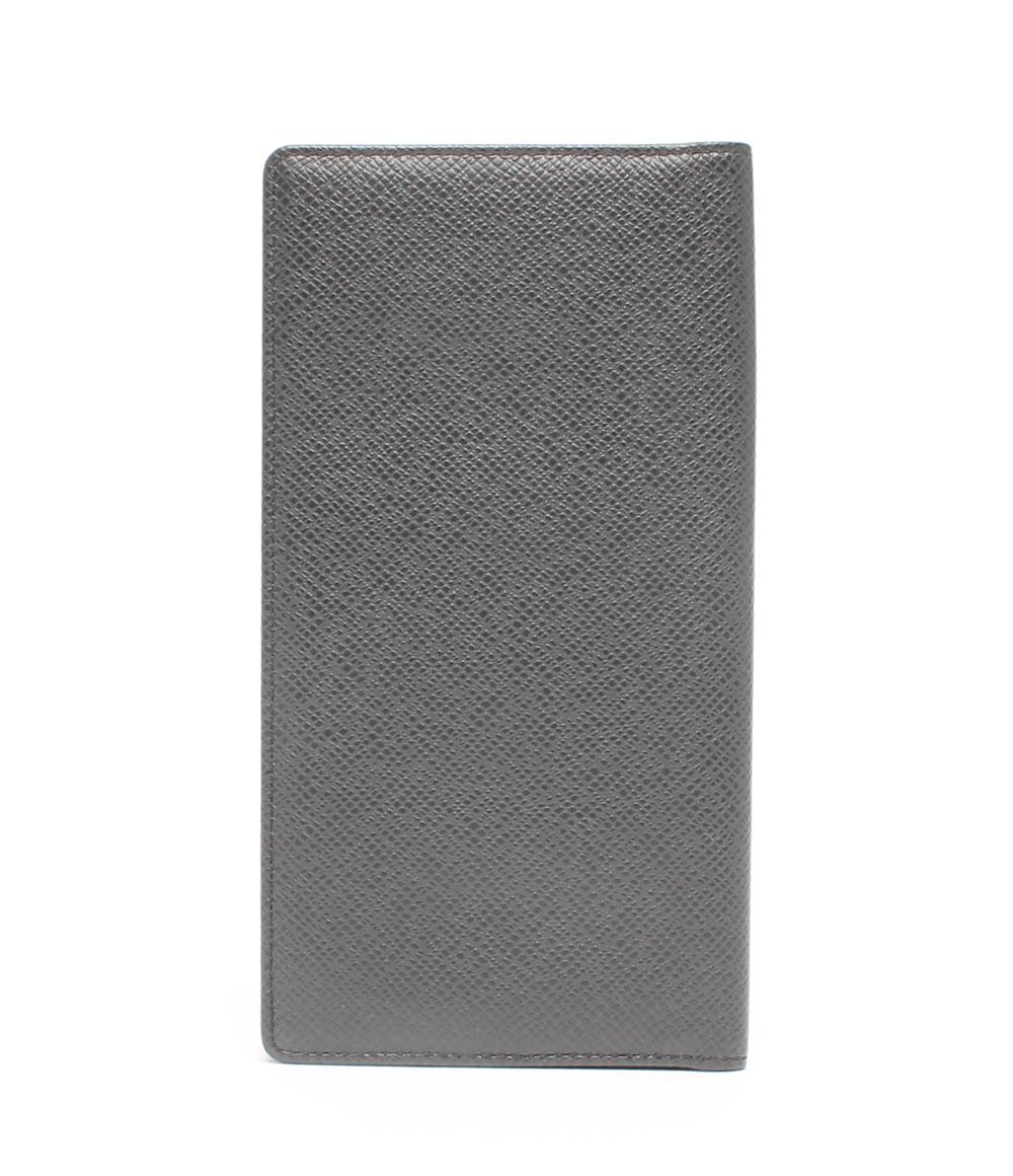 【中古】美品 ルイヴィトン 長財布 ポルトバルール カルトクレディ タイガ M30392 メンズ Louis Vuitton