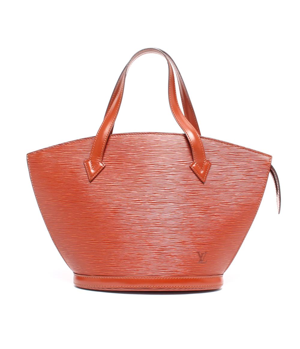 【中古】美品 ルイヴィトン レザーハンドバッグ サンジャック エピ M52273 レディース Louis Vuitton