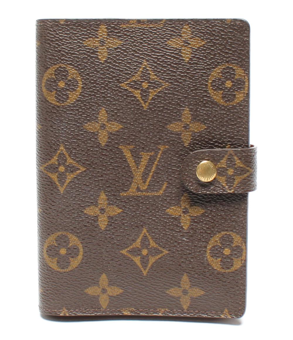 R20005 ルイヴィトン 手帳カバー アジェンダPM 【中古】美品 Vuitton レディース Louis