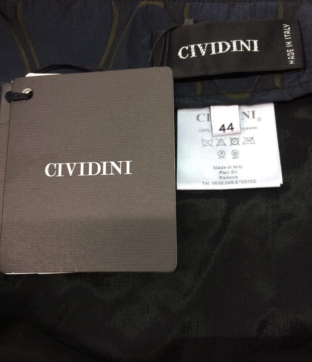 新品同様 チヴィディーニ デザインスカート ハート柄 レディース SIZE 44LCIVIDINIyvgf7Yb6I