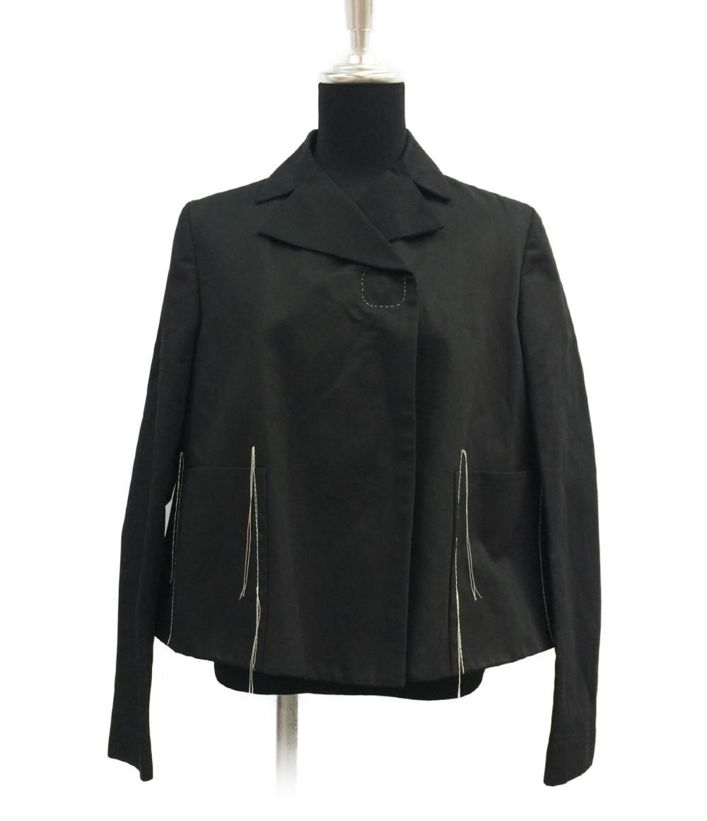 【中古】美品 マルニ デザインジャケット GIMA0005U0TCR23 レディース SIZE 38 (S) MARNI