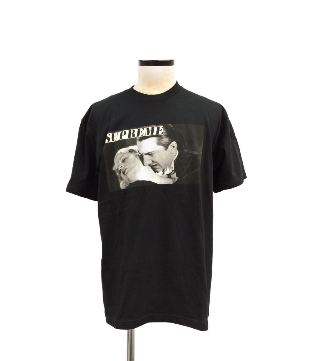 【中古】美品 シュプリーム 半袖Tシャツ 19ss BELA LUGOSI TEE メンズ SIZE M (M) Supreme