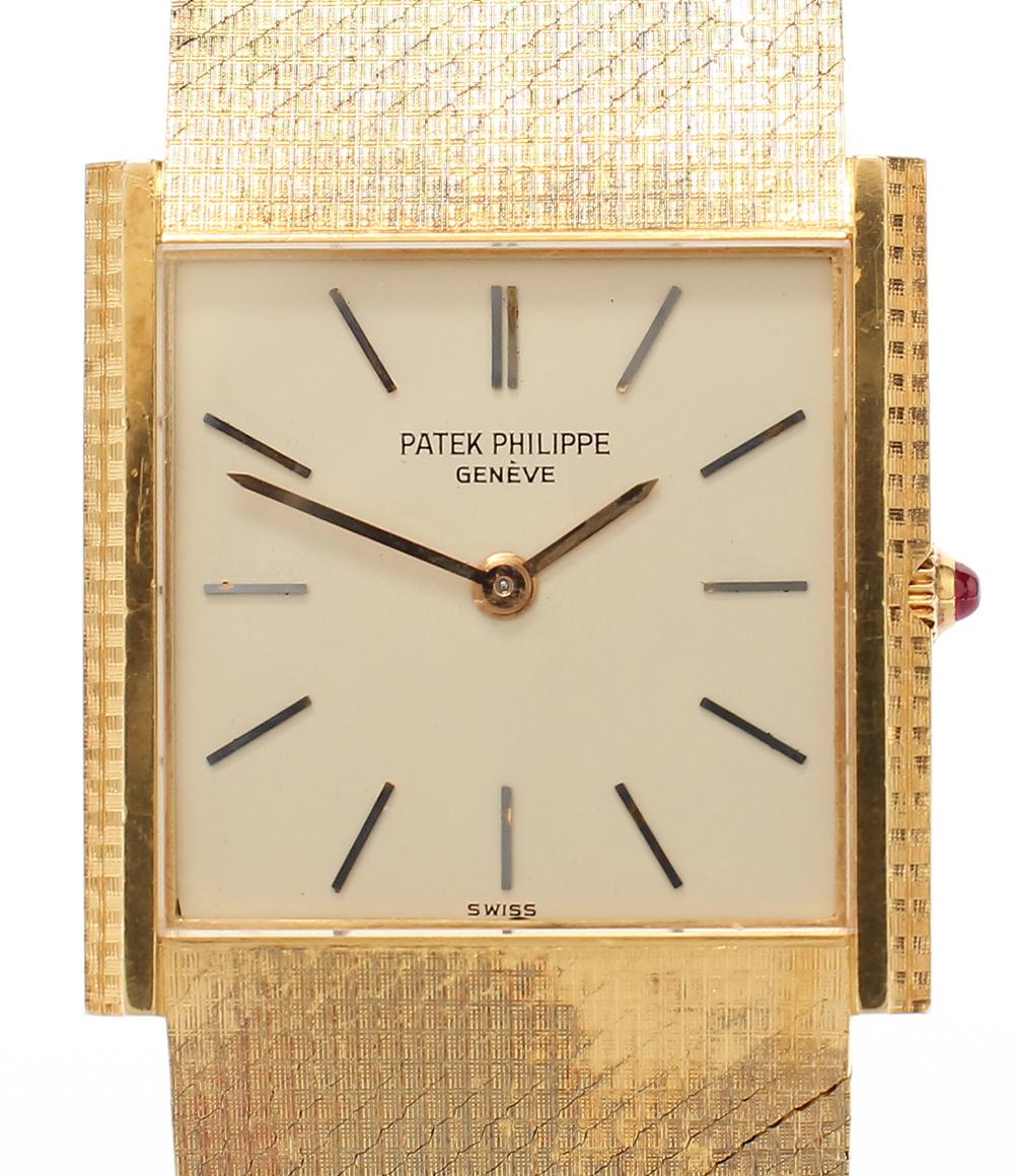 【中古】パテックフィリップ 腕時計 750 手巻き レディース PATEK PHILIPPE