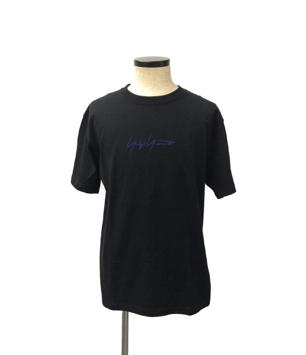 【中古】新品同様 半袖Tシャツ レディース SIZE LARGE (L) YOHJI YAMAMOTO×NEW ERA