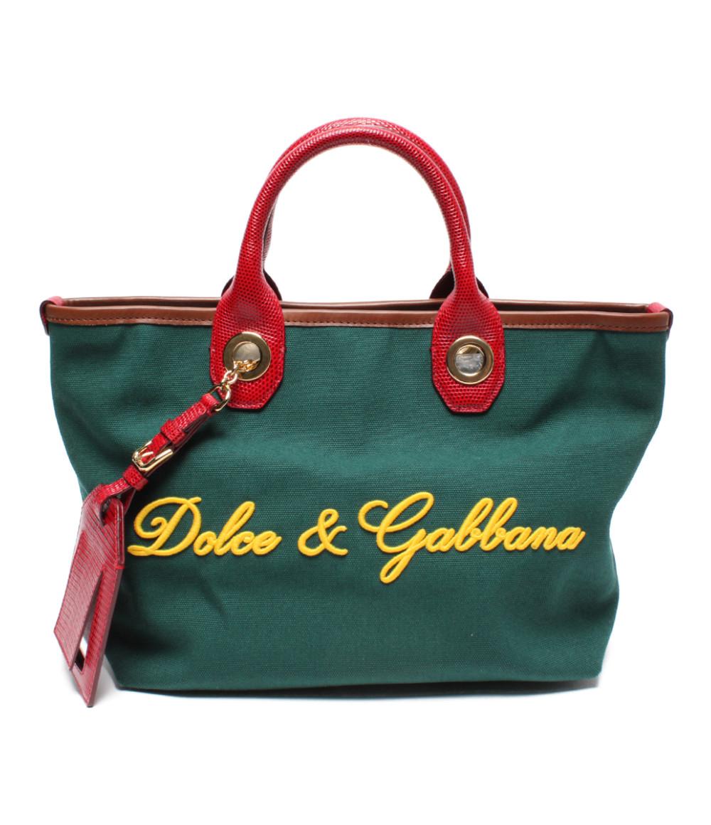 【5/5全品ポイント10倍】【中古】美品 ドルチェアンドガッバーナ ハンドバッグ CAPRI レディース DOLCE&GABBANA