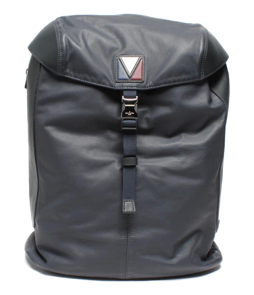 【5/5全品ポイント10倍】【中古】美品 ルイヴィトン バックパック Vライン M51106 メンズ Louis Vuitton