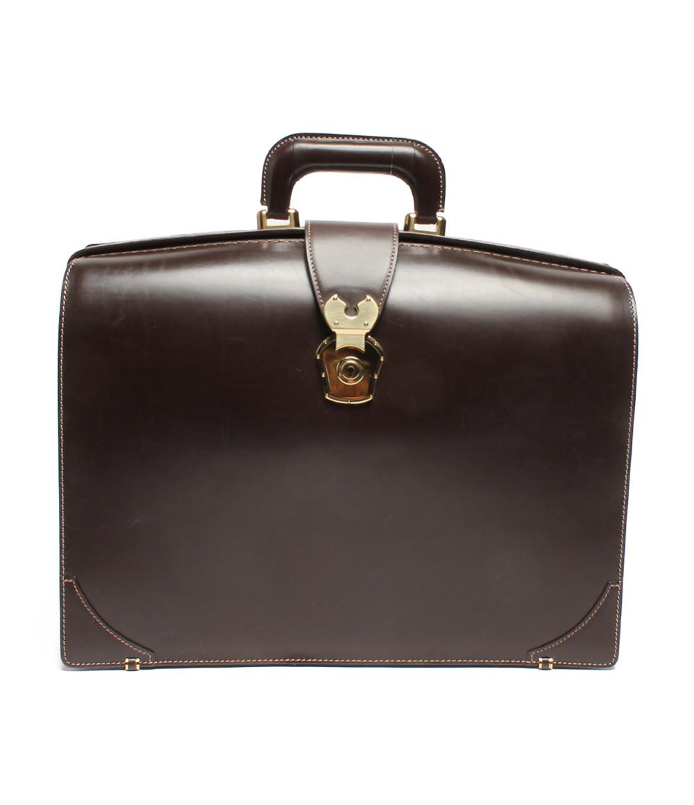 【5/5全品ポイント10倍】【中古】ブリーフケース ビジネスバッグ 書類かばん ダレスバッグ/ブライドルレザー メンズ 土屋鞄製作所