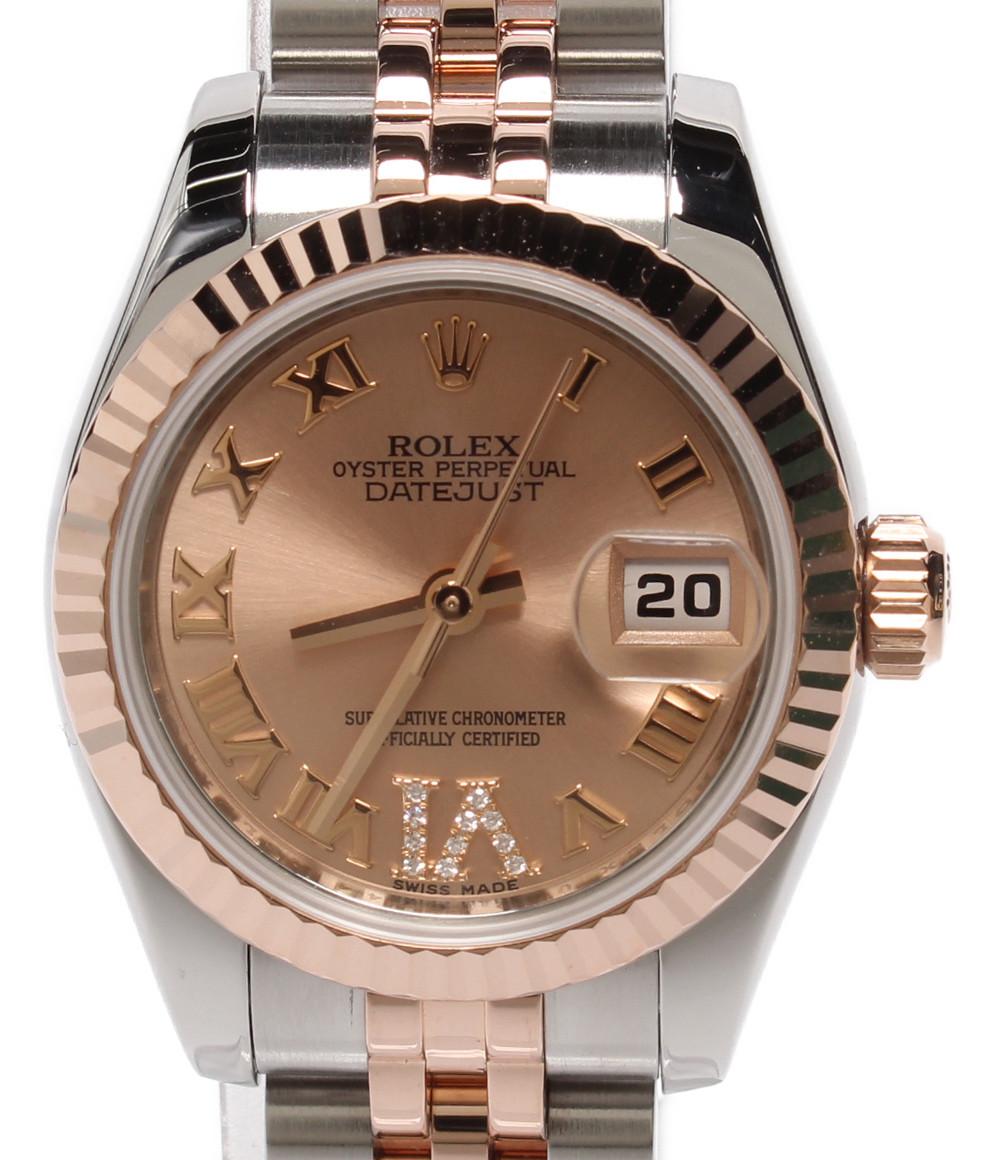 魅力の 【】ロレックス 腕時計 デイトジャスト 自動巻き 腕時計 ゴールド 179171 179171 レディース ゴールド ROLEX, 丸子町:d658467d --- cpps.dyndns.info