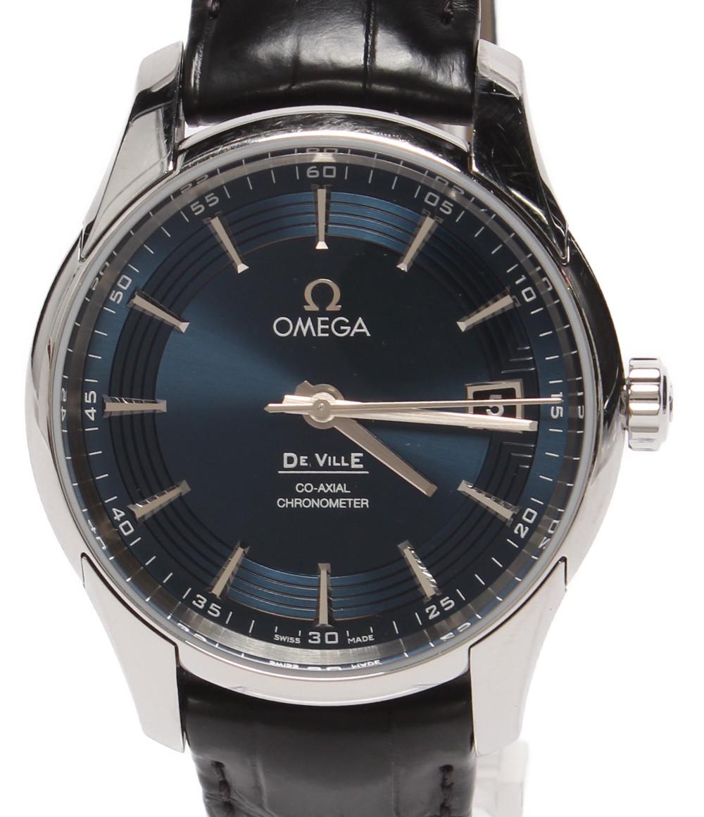 【中古】オメガ 腕時計 DeVille CO-AXIAL 自動巻き 86878701 メンズ OMEGA