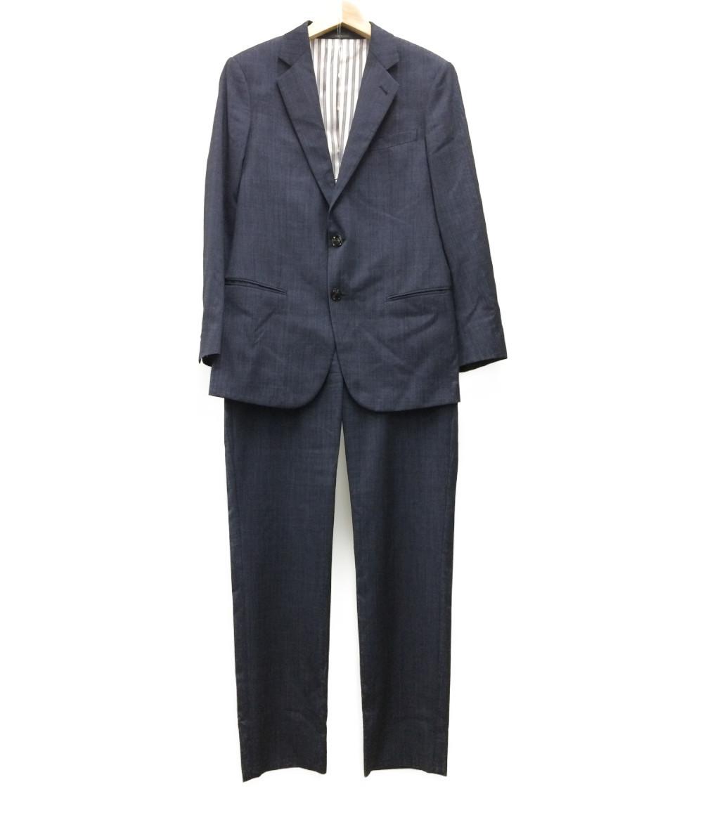 【中古】美品 ジョルジオアルマーニ パンツスーツ メンズ SIZE 50 (XL以上) GIORGIO ARMANI