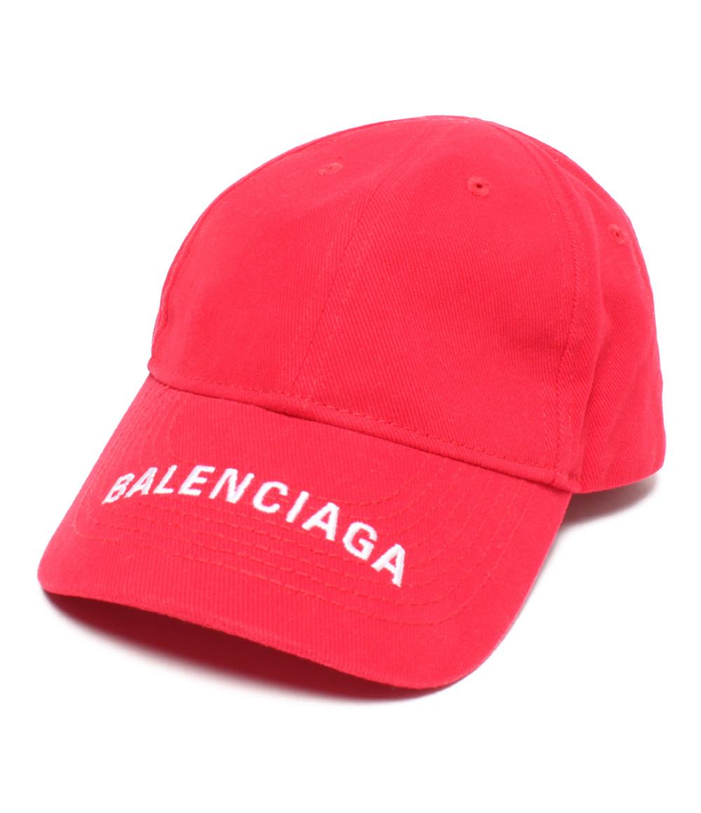 【5/5全品ポイント10倍】【中古】美品 バレンシアガ キャップ ユニセックス Balenciaga