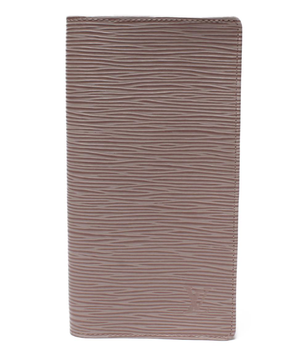 【中古】ルイヴィトン 札入れ ポルトカルトクレディ・円 エピ M6321B レディース Louis Vuitton