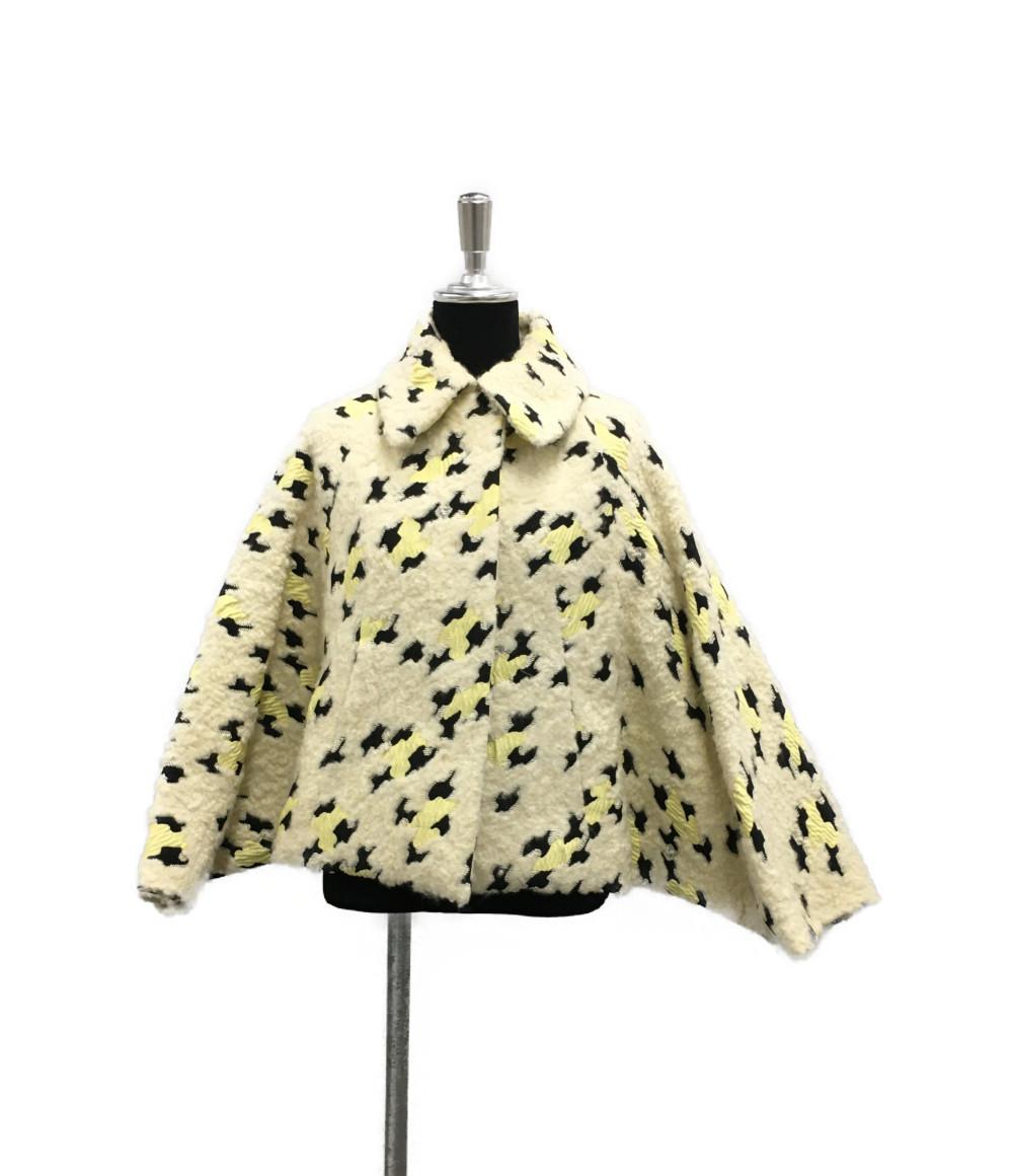 【中古】クロエ ポンチョ風 ウールジャケット レディース SIZE 34 (S) Chloe