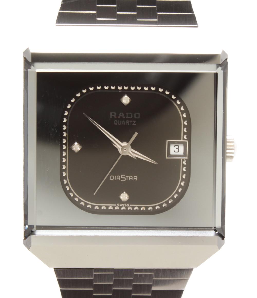 【中古】ラドー 腕時計 ダイアスター クオーツ 711.0067.3N ユニセックス RADO