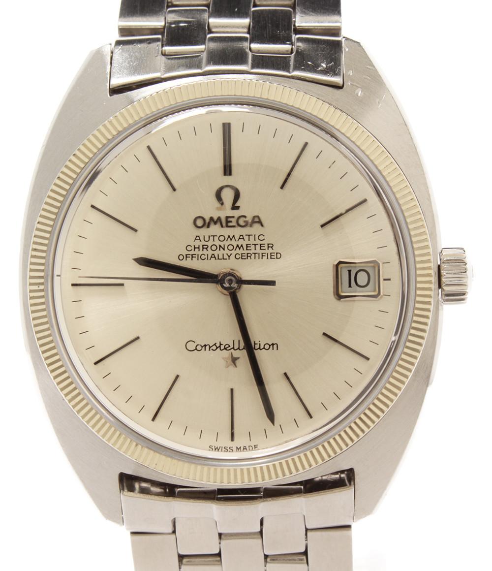 【中古】オメガ 腕時計 コンステレーション 自動巻き ユニセックス OMEGA