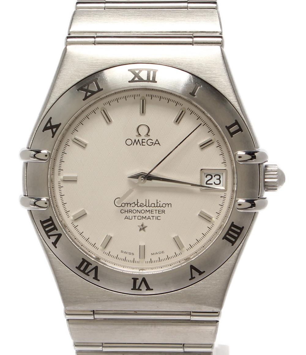 【中古】オメガ 腕時計 コンステレーション 自動巻き メンズ OMEGA