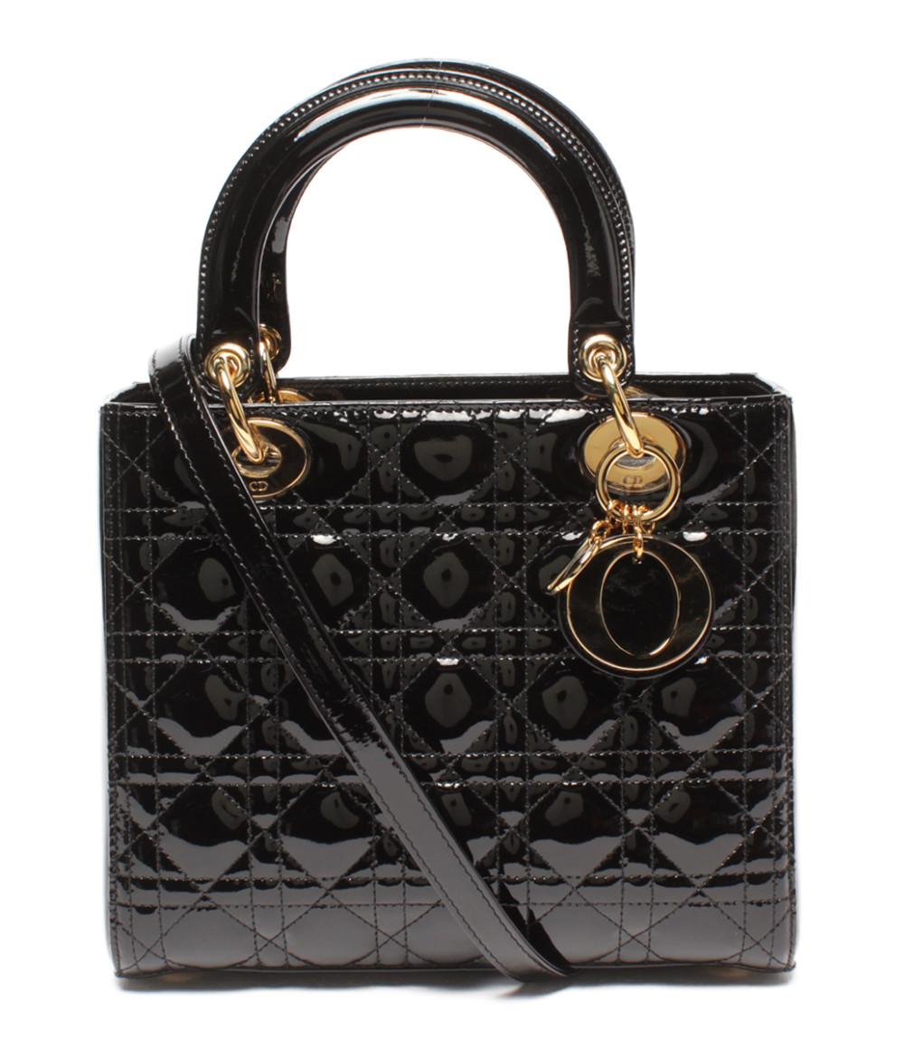 【中古】クリスチャンディオール 2wayハンドバッグ レディディオール レディース Christian Dior