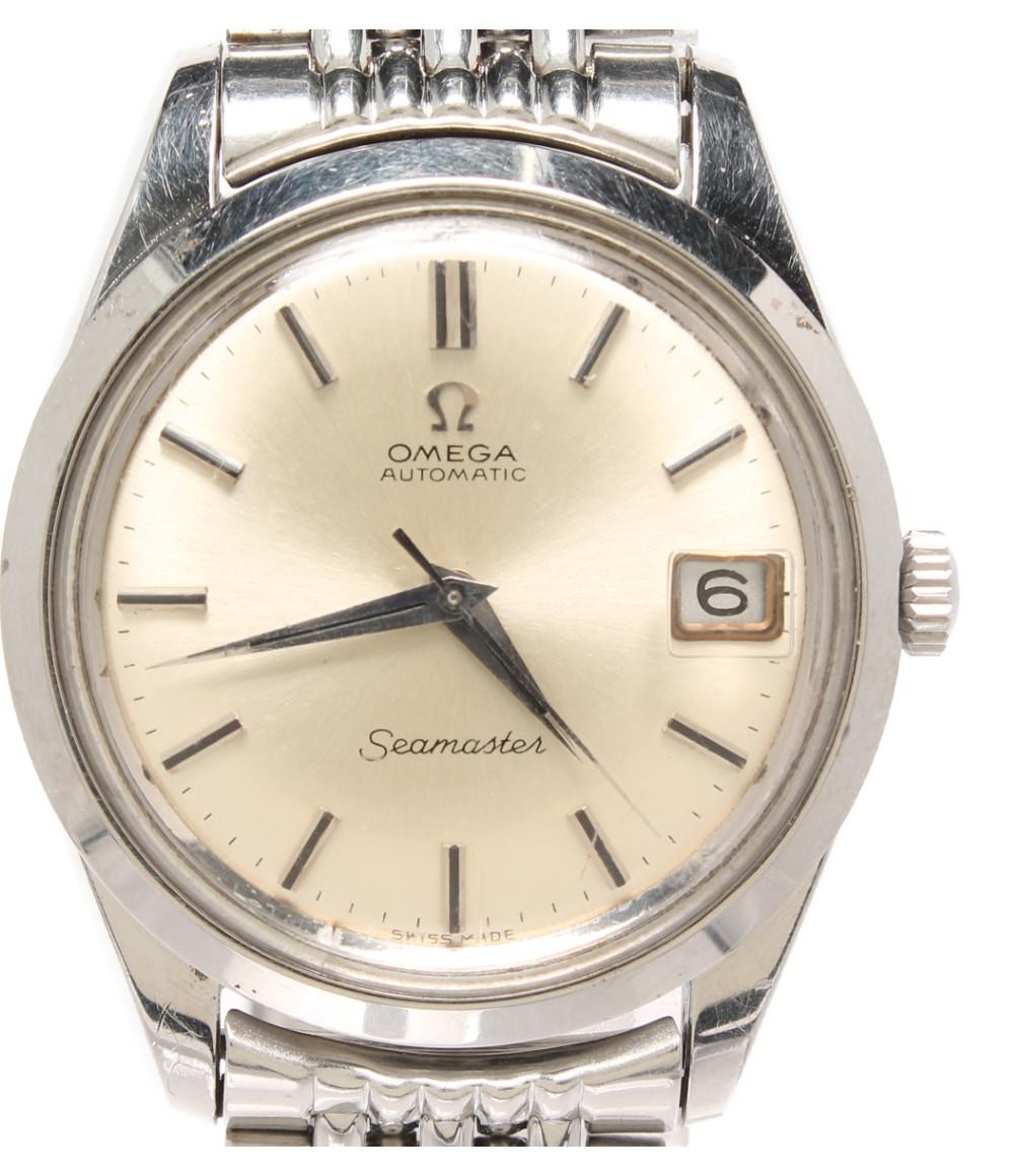 【中古】オメガ 腕時計 シーマスター 自動巻き メンズ OMEGA