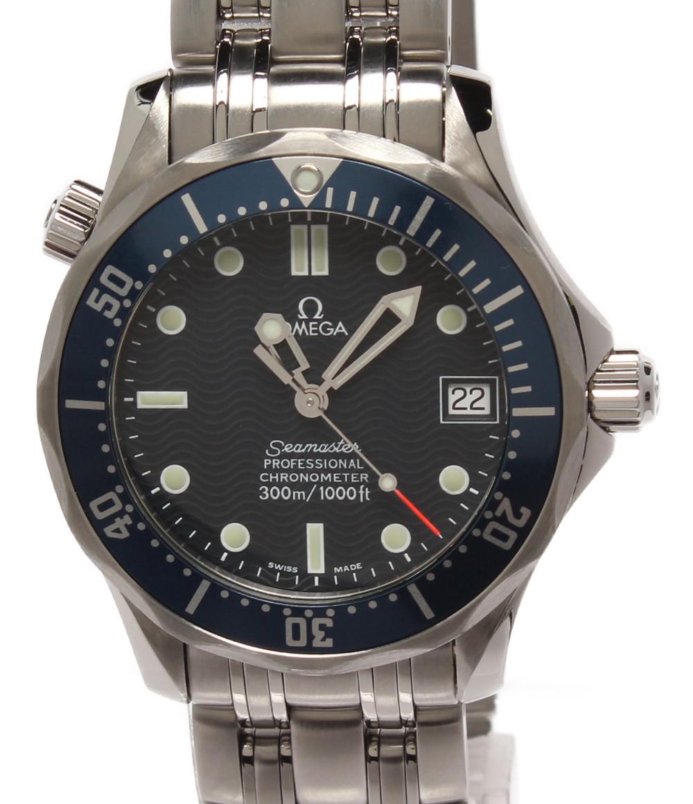【中古】オメガ 時計 シーマスタープロフェッショナル 自動巻き メンズ OMEGA