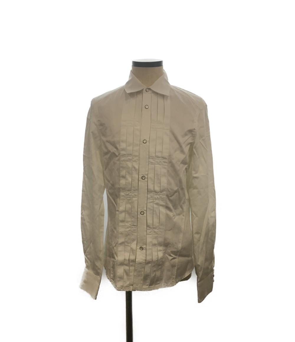 【中古】美品 ニールバレット 長袖ドレスシャツ メンズ SIZE S (S) NEIL BARRETT
