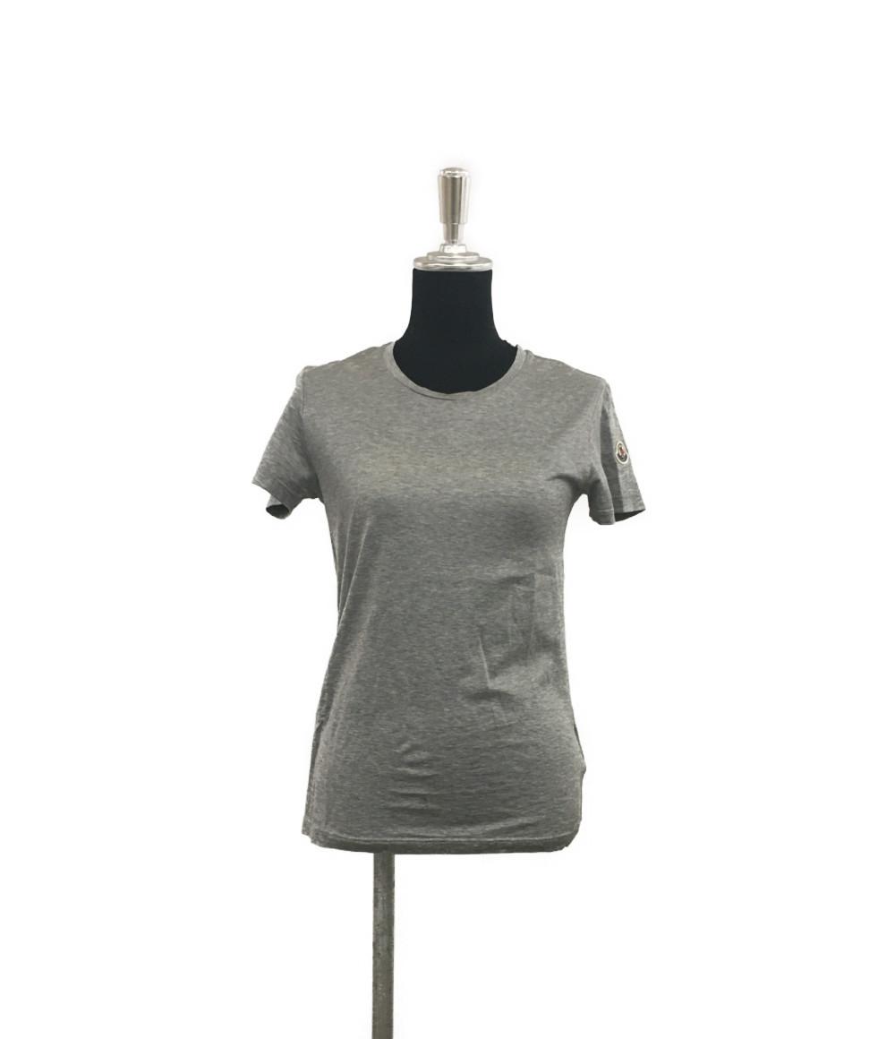 【中古】モンクレール 半袖Tシャツ T-SHIRT GIROCOLLO レディース SIZE XS (XS以下) MONCLER