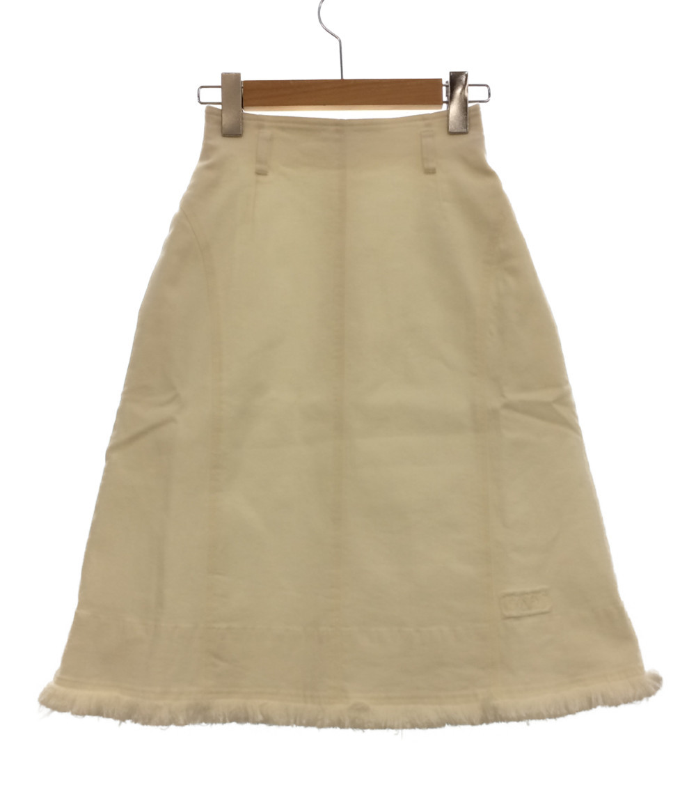 【中古】フォクシー スカート SIZE 38 (XS以下) foxey