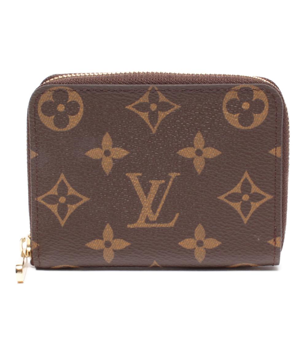 ジッピーコインパース 【中古】美品 Louis レディース モノグラム コインケース Vuitton ルイヴィトン M60067