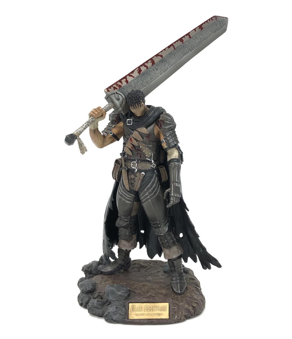 世界的に 【】 ベルセルク BLACK SWORDSMAN 特別版III ガッツ フィギュア, かめや釣具WEB 2b905113