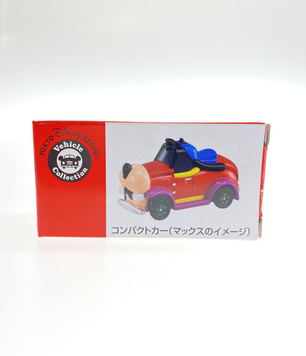 中古 ディズニー ミニカー コンパクトカー トミカ単品 発売モデル 永遠の定番モデル タカラトミー マックスのイメージ