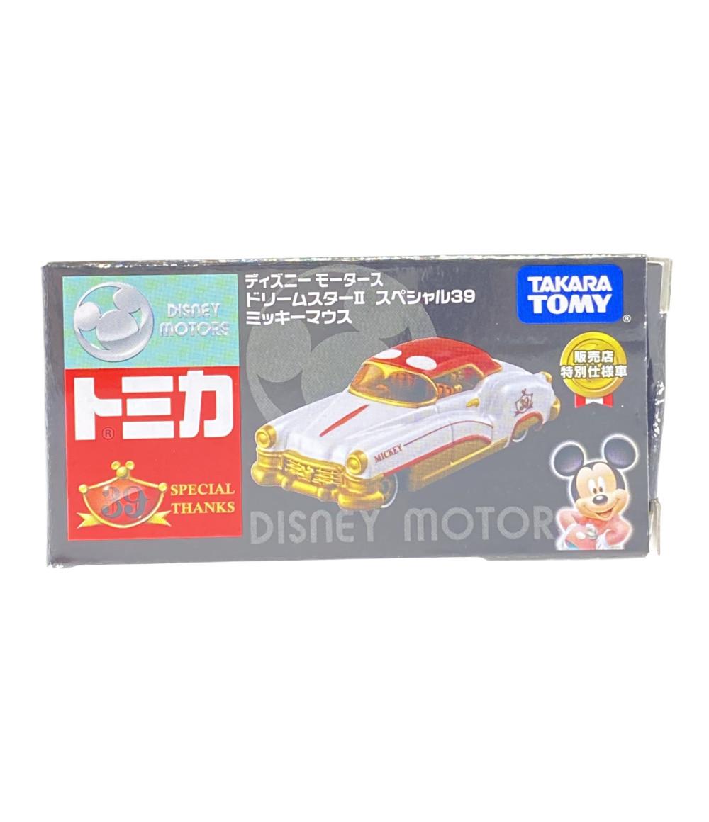 中古 ディズニー ミニカー ドリームスタースペシャル39 トミカ単品 タカラトミー 新作アイテム毎日更新 ミッキーマウス 激安通販販売