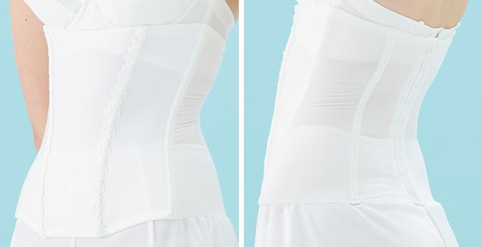 Bridal lingerie waist cincher (simple Lux) and welding inner wedding lingerie wedding winner wedding underwear dress inner dress for bridal underwear