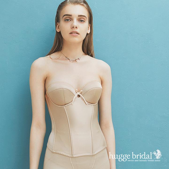 717ee320fdfb Bridal lingerie Bustier (smart Lux) / beige wedding lingerie wedding winner  drew inner underwear ...