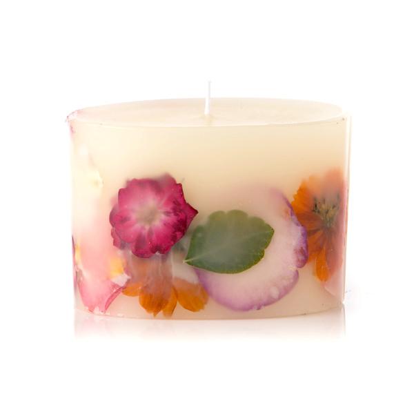 Rosy Rings ロージーリングス Petit Botanical キャンドル フィグ&ポピー ボタニカルキャンドル アロマ・癒しグッズ キャンドル キャンドルタイプ